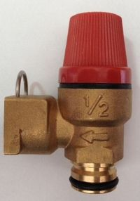 Ravenheat CSI RSF LITTLESTAR Pressure Relief Valve PART NO. 0008VAL01018/1
